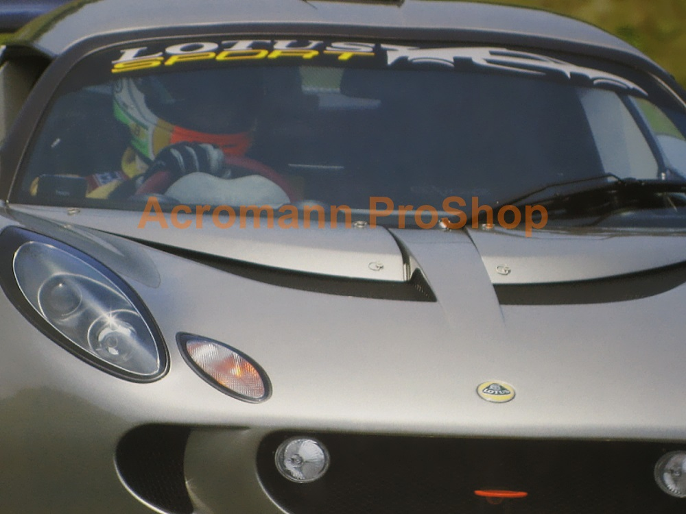 Lotus Sport Windshield Decal (Style#2)